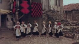 Прекрасно видео од 1980 година за фолклорот и животот на младите во Кратово