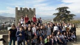 ЕРАЗМУС + Основците од Кратово се дружеа со врсниците од пет европски земји