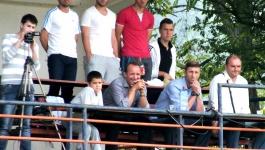 Фудбалската елита беше во Кратово, Ќириќ и Милевски скаутираа