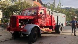 Кратово го има најстариот пожарникарски возен парк во земјава, со олдтајмер стар 50 години