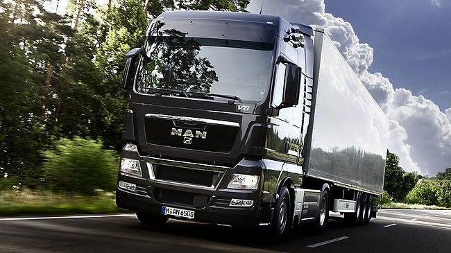 Се бара возач на камион за работа во ЕУ.