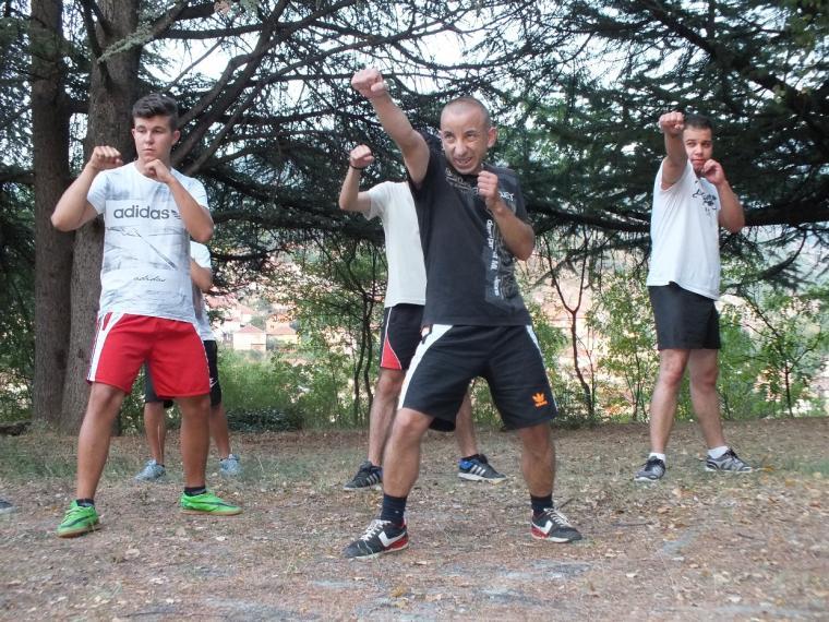 """Тренинг на Кик-бокс клубот """"Кратово"""" (ФОТОГАЛЕРИЈА)"""