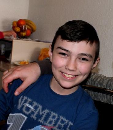 Ја загуби најважната битка, почина малиот ангел Давид Стојановски