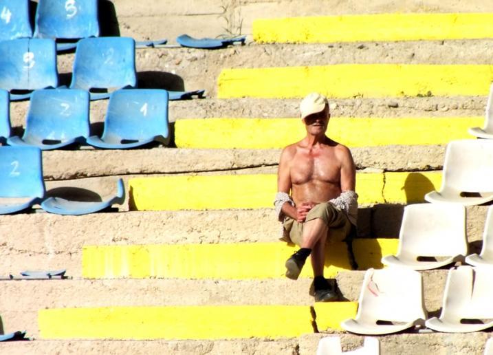 Навивачка фотогалерија од мечевите на Силекс во Кратово